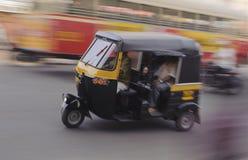 asiatisk trafik Royaltyfri Foto