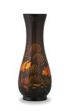 asiatisk vase Royaltyfri Foto