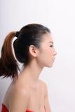 asiatisk woma Royaltyfri Foto