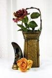 Asiatiska antika Art Objects Royaltyfri Fotografi