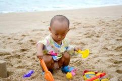 Asiatiska barn Royaltyfri Foto