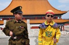 asiatiska bröder Royaltyfri Foto