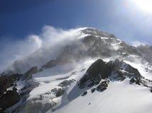 asiatiska centrala bergshan tien Fotografering för Bildbyråer