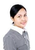 asiatiska företags kvinnor Royaltyfri Fotografi
