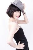 Asiatiska flickor Fotografering för Bildbyråer