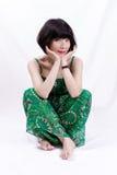 Asiatiska flickor Royaltyfri Bild