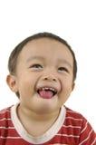 asiatiska gulliga ungar Fotografering för Bildbyråer