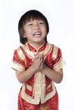 Asiatiska kinesiska barn Fotografering för Bildbyråer