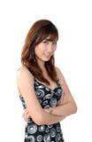 asiatiska kvinnor Royaltyfri Foto