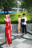 asiatiskt affärsfolk Royaltyfria Foton