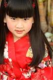 asiatiskt barn royaltyfri bild