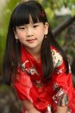 asiatiskt barn royaltyfri foto