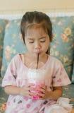 asiatiskt flickabarn Royaltyfri Fotografi