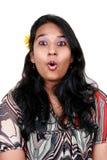 asiatiskt flickabarn Royaltyfria Foton