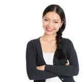 asiatiskt flickabarn Arkivfoton