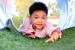 asiatiskt leka för unge Arkivfoto