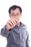 asiatiskt male model barn Arkivfoto