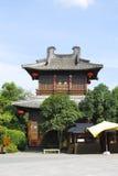 asiatiskt tempel Royaltyfri Fotografi