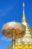 asiatiskt tempel Royaltyfria Foton