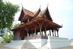 asiatiskt tempel thailand Arkivfoton