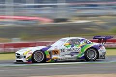 AsiatLe Mans serie 2016 Royaltyfri Foto