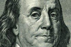 Asiduo de Franklin Fotografía de archivo libre de regalías