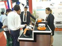 Asiean metallex 2014, Bangkok Obrazy Stock