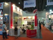 asiean metallex bitec 2014 bangna, Bangkok Zdjęcie Stock
