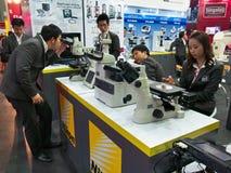 Asiean-metallex 2014 bitec bangna, Bangkok Lizenzfreie Stockfotos