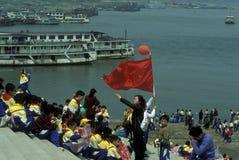 ASIEN CHINA CHONGQING Lizenzfreie Stockbilder
