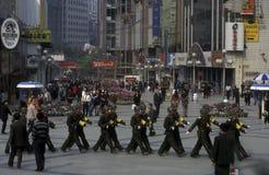 ASIEN CHINA CHONGQING Lizenzfreies Stockbild