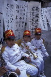ASIEN CHINA DER JANGTSE Lizenzfreies Stockfoto