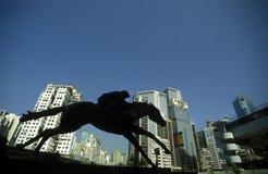 ASIEN CHINA HONG KONG Lizenzfreies Stockbild