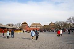 Asien China, Peking, der Kaiserpalast, Royal Palace Stockbild