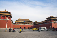 Asien China, Peking, der Kaiserpalast, Royal Palace Stockfoto