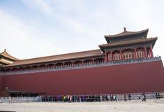 Asien China, Peking, der Kaiserpalast, Royal Palace Lizenzfreies Stockbild