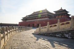 Asien China, Peking, der Kaiserpalast, Royal Palace Lizenzfreie Stockfotografie