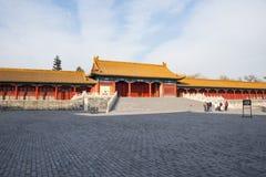 Asien China, Peking, der Kaiserpalast, Royal Palace Lizenzfreie Stockfotos