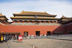 Asien China, Peking, der Kaiserpalast, Royal Palace Lizenzfreie Stockbilder