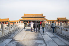 Asien China, Peking, der Kaiserpalast, Royal Palace Stockbilder