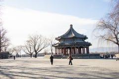 Asien China, Peking, der Sommer-Palast, quadratischer Pavillon acht Stockbilder