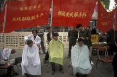 ASIEN CHINA SHENZEN Stockbilder