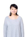 Asien-Frau stockfotografie