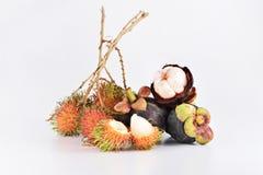 Asien frukt Arkivbilder