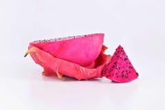 Asien frukter - drakefrukt Royaltyfri Fotografi