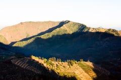 Asien-Hügel Lizenzfreie Stockfotografie