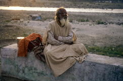 ASIEN INDIEN RISHIKESH Fotografering för Bildbyråer