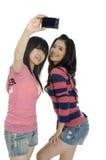 Asien-junges Mädchen Lizenzfreie Stockfotos