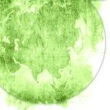 Asien Karteweinlese Gestaltungsarbeit lizenzfreie abbildung