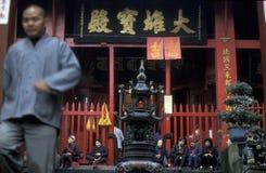 ASIEN KINA CHONGQING Arkivbilder